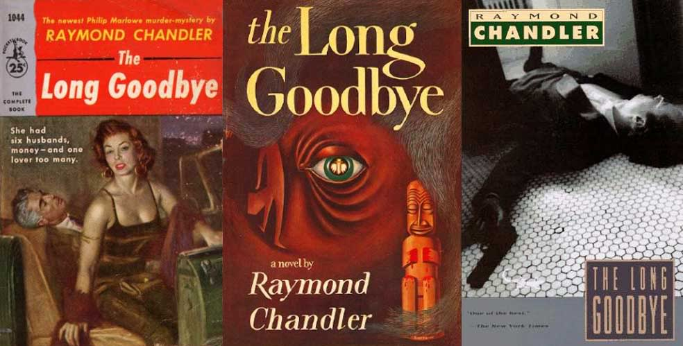 raymond chandler critical essays Summary in raymond chandler's the big sleep, private investigator philip marlowe goes to the wealthy general sternwood's home on a jobsternwood is being blackmailed by the local bookseller.