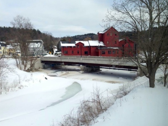 Red Mill, Vermont Studio Center, Johnson, VT