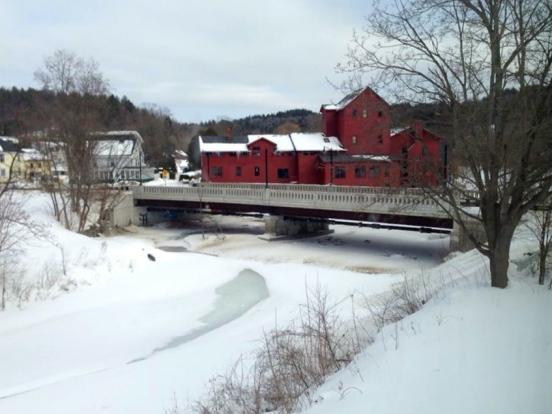 Red Mill, Vermont Studio Center, Johnson, VT