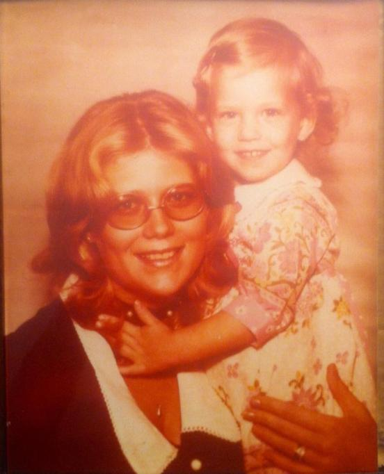 Momma and me 1974